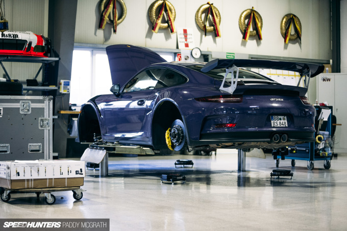 2017 Manthey Racing GT3 RS MR Lap Record Speedhunters by Paddy McGrath-8
