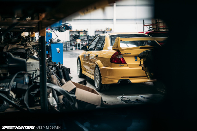 2017 Mitsubishi Lancer Shed Ireland Speedhunters by Paddy McGrath-49