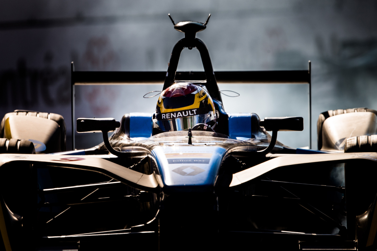The Electric Racing Revolution