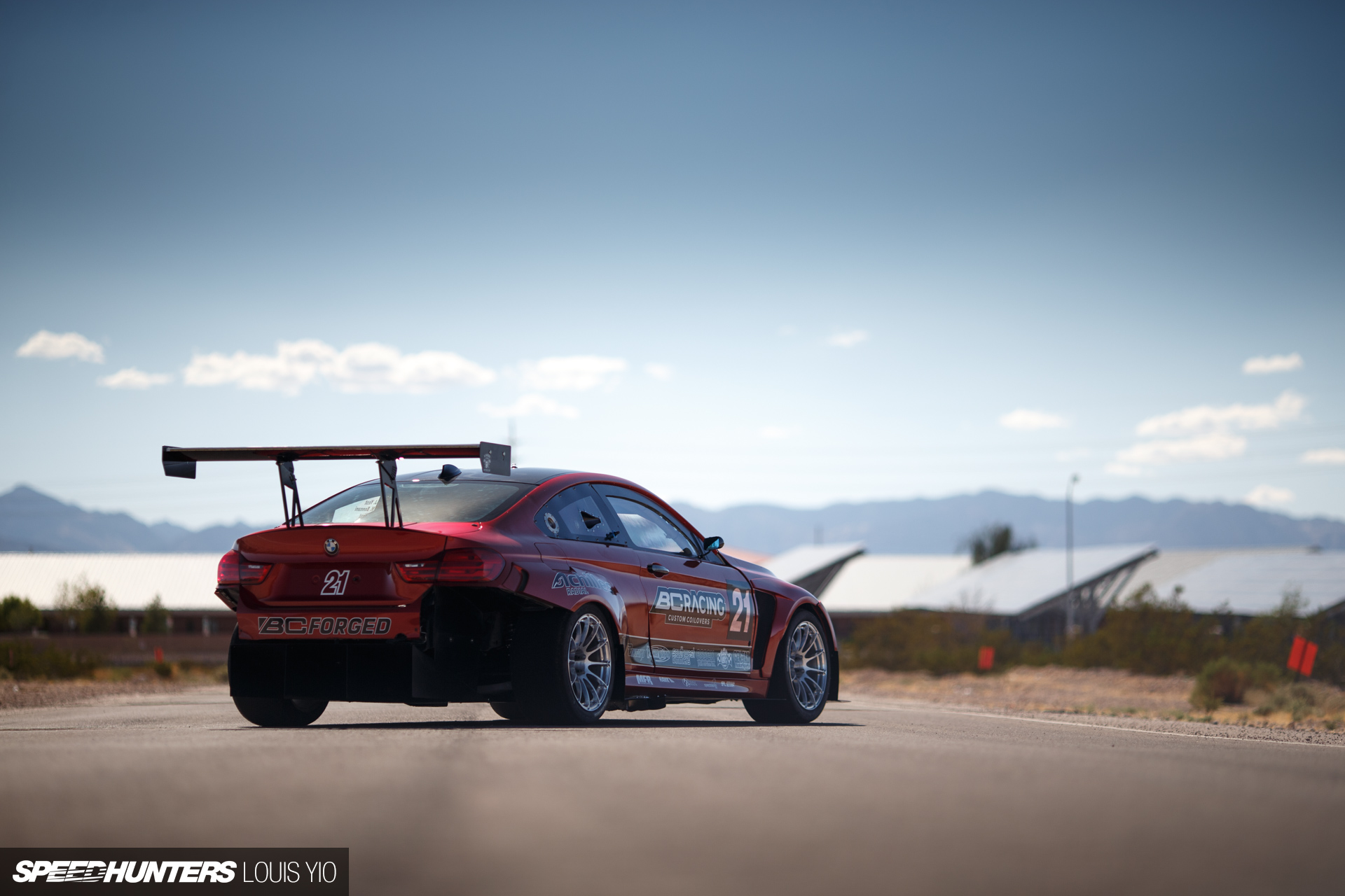 Cool Runnings Building The Ultimate Endurance Bmw M4