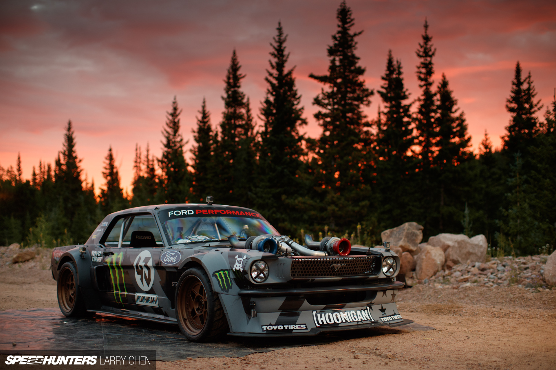Build A Mustang >> Hoonicorn RTR V2: Taking 1,400hp To 14,000ft - Speedhunters