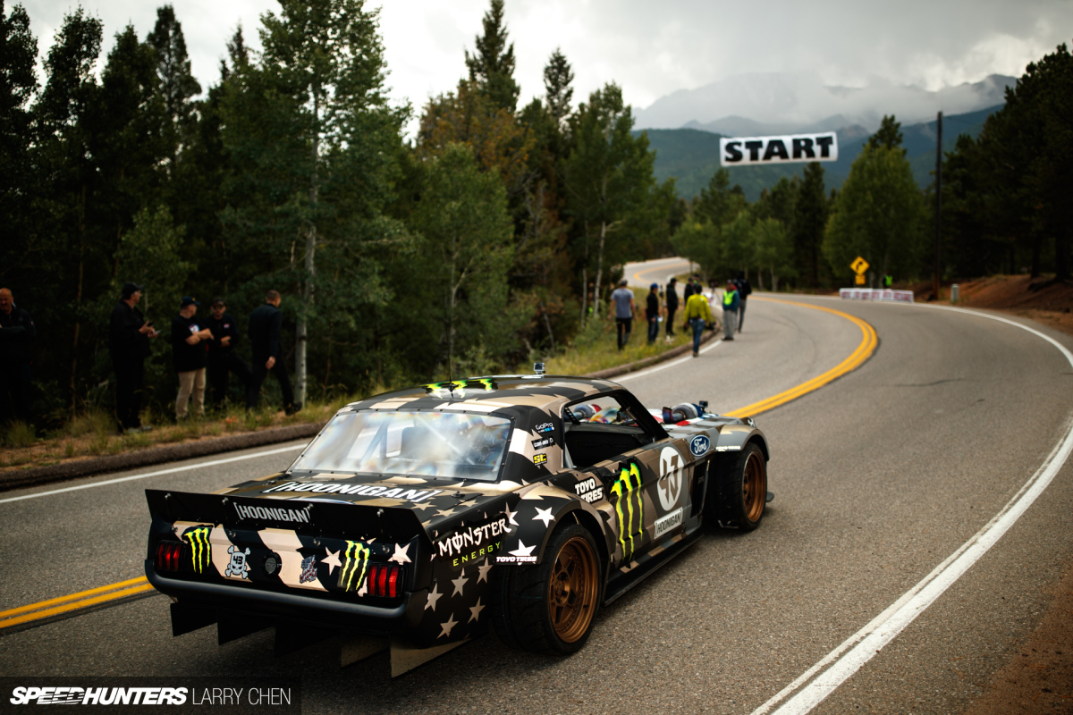 Block K Chen hoonicorn rtr v2 taking 1 400hp to 14 000ft speedhunters