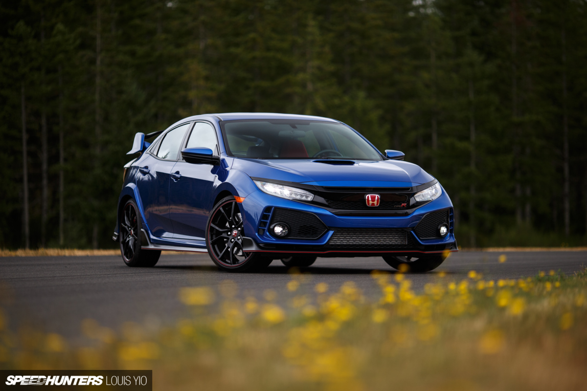 Track & Backroad Testing The Civic Type R