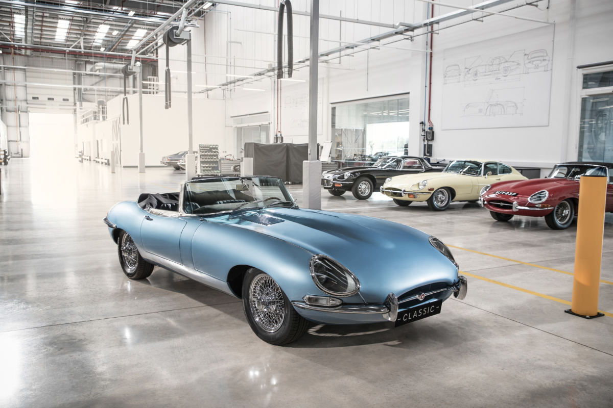 E-Type Zero: New Age Resto Or Blasphemy?