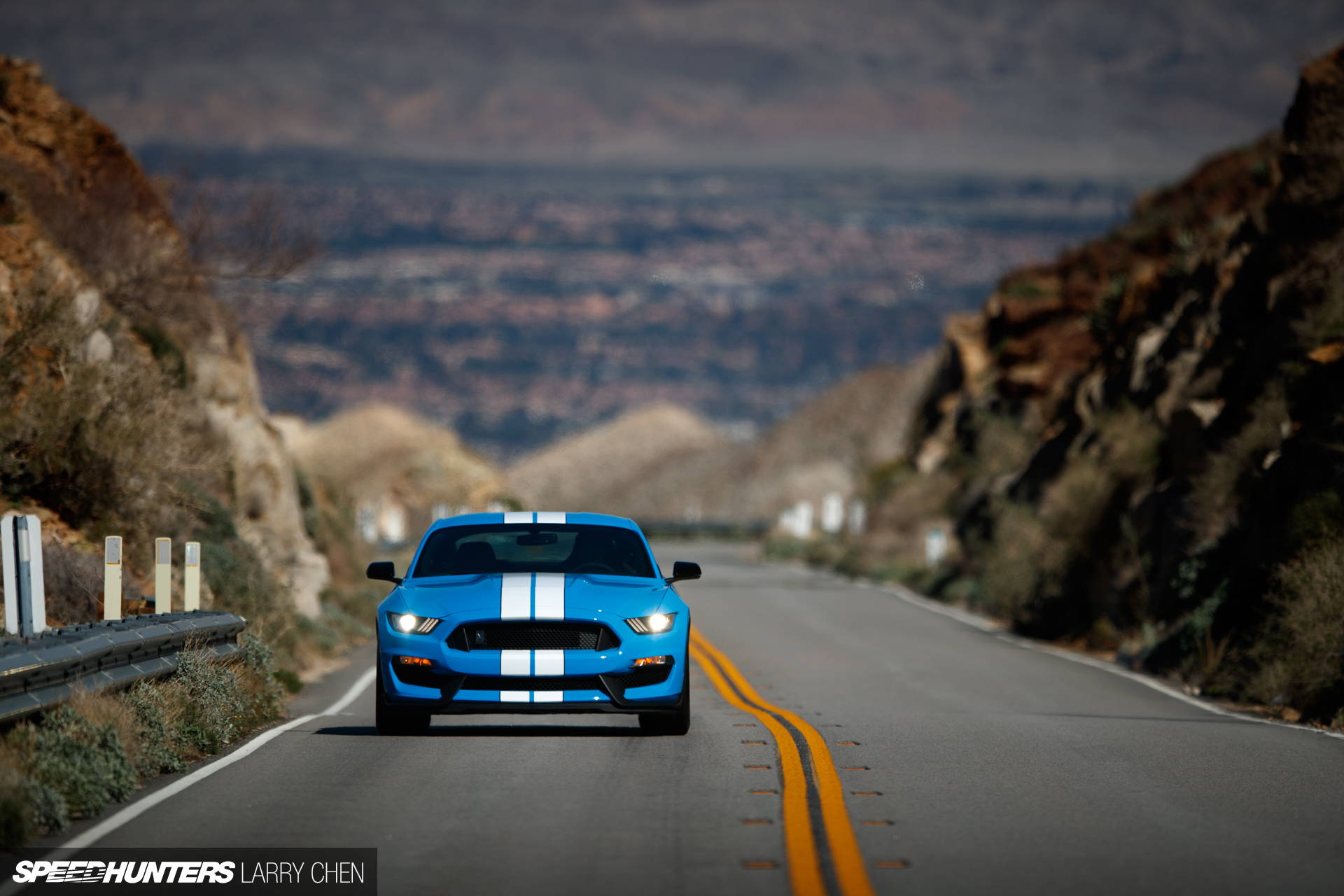 2017 Ford Gt350 Production Numbers >> Running The Numbers In A GT350 - Speedhunters