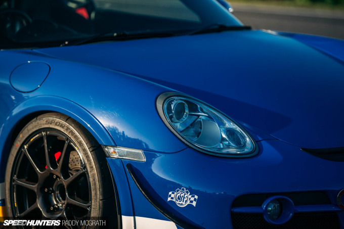 2017 Porsche Cayman Ryan Stewart Garage Midnight Speedhunters by Paddy McGrath-10
