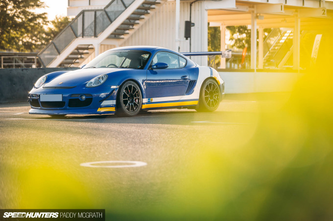 2017 Porsche Cayman Ryan Stewart Garage Midnight Speedhunters by Paddy McGrath-15