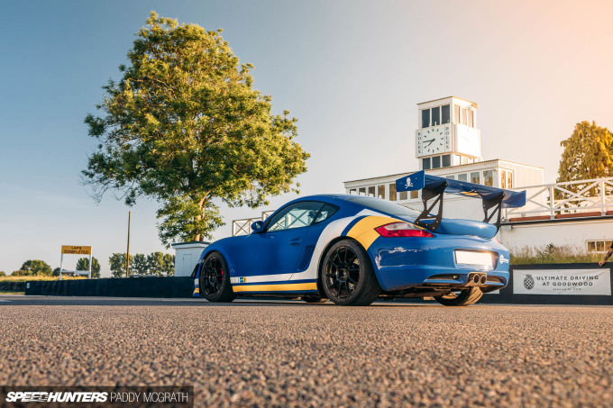 2017 Porsche Cayman Ryan Stewart Garage Midnight Speedhunters by Paddy McGrath-20