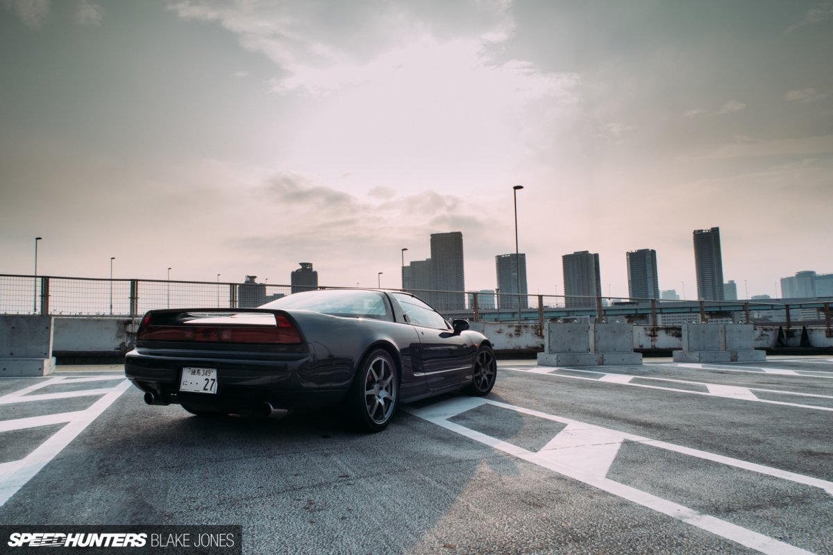 How To Buy An NSX Sight-Unseen