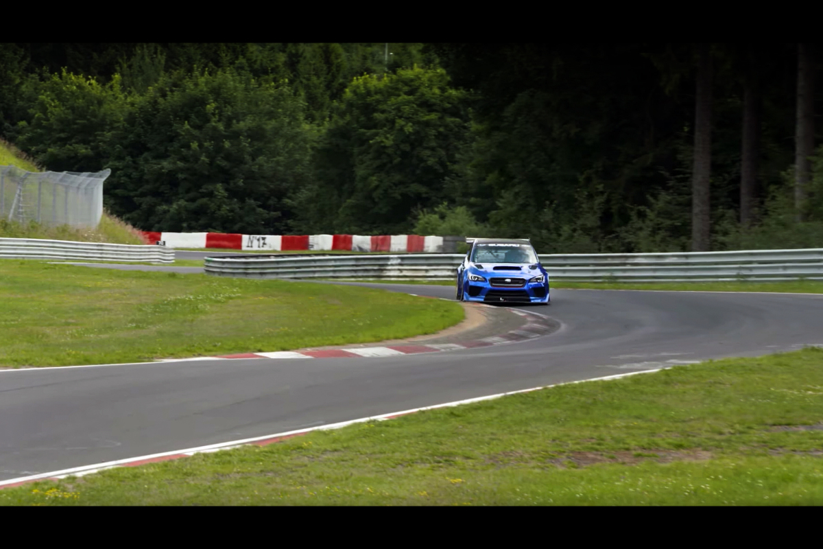 Record-Hunting On The Nürburgring Nordschleife
