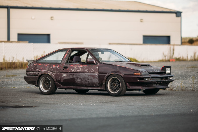 2017 Juicebox BBQ AE86 Neil Sheehan Speedhunters by Paddy McGrath-7