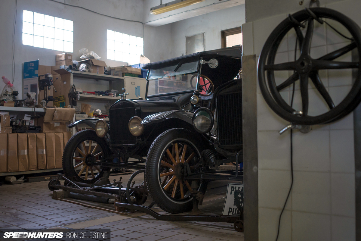 An Automotive Time Capsule In Okinawa