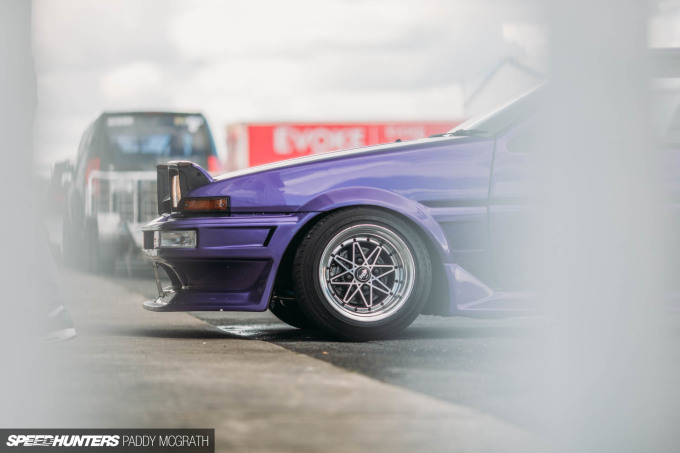 2017 Juicebox BBQ T50 AE86 Amanda Nulty Speedhunters by Paddy McGrath-1