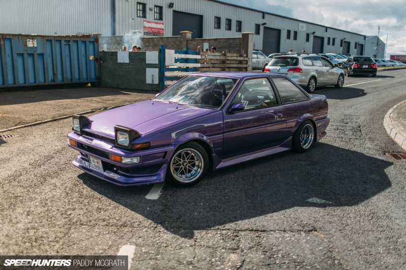 2017 Juicebox BBQ T50 AE86 Amanda Nulty Speedhunters by Paddy McGrath-2