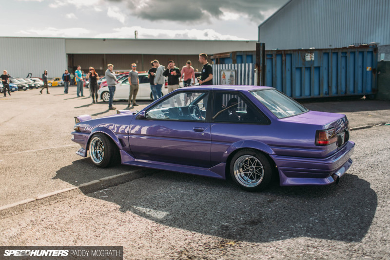 2017 Juicebox BBQ T50 AE86 Amanda Nulty Speedhunters by Paddy McGrath-3