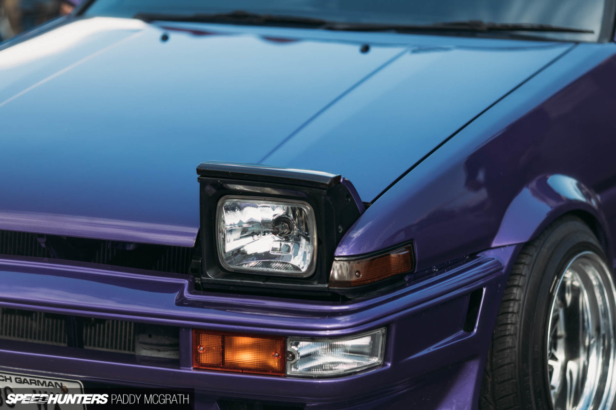 Saving The T50 Japan AE86