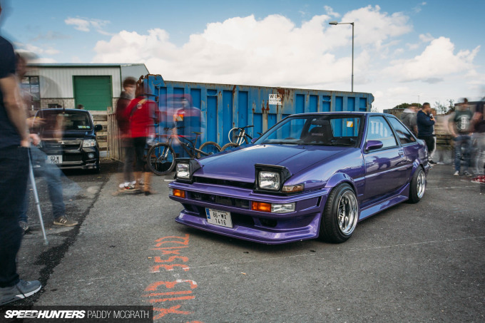 2017 Juicebox BBQ T50 AE86 Amanda Nulty Speedhunters by Paddy McGrath-16