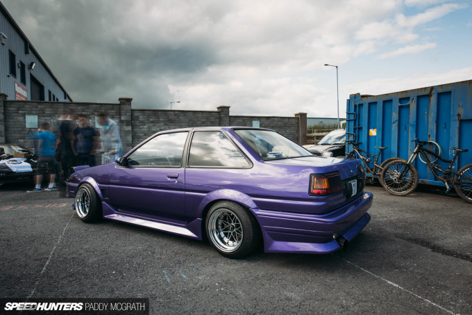 2017 Juicebox BBQ T50 AE86 Amanda Nulty Speedhunters by Paddy McGrath-22