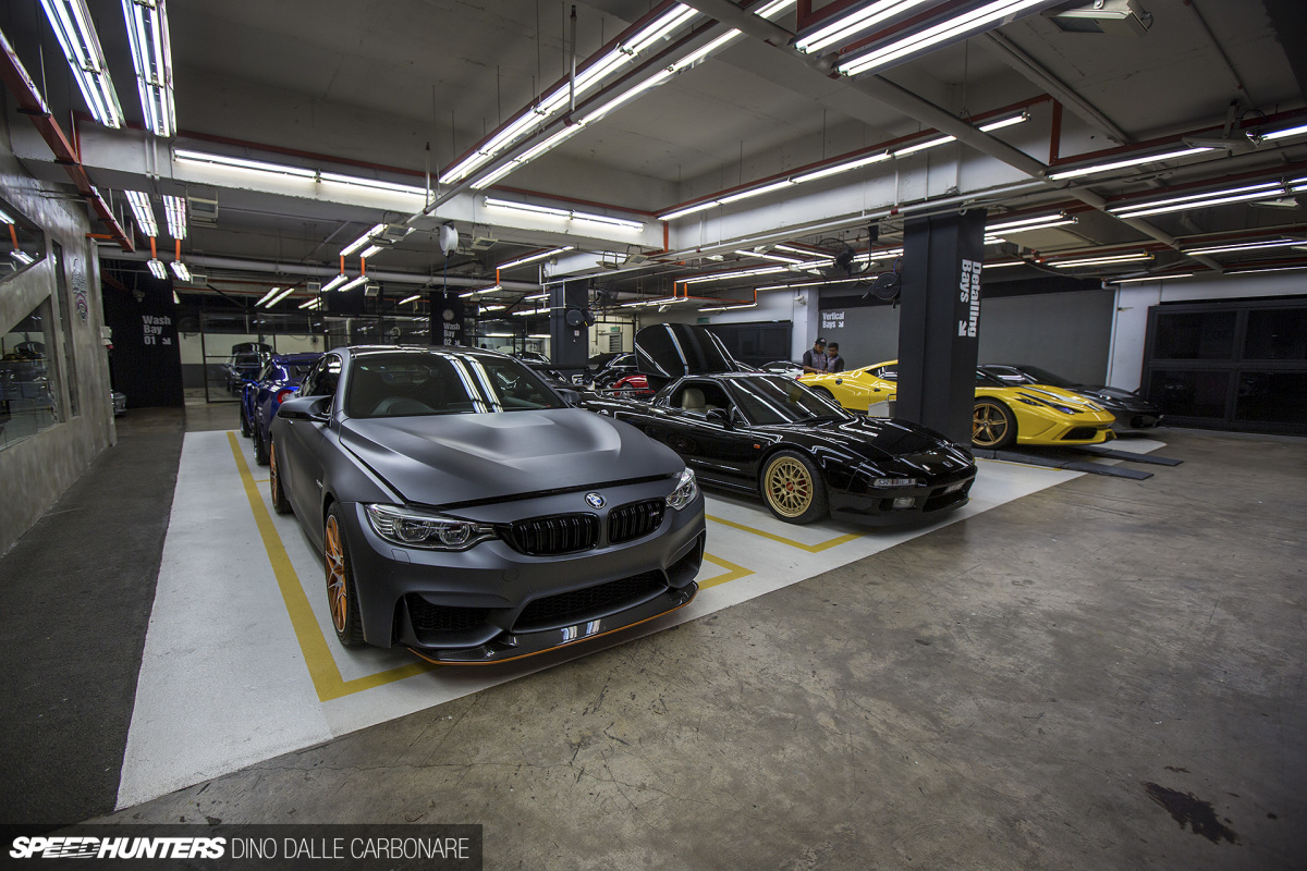 Quality & Quantity: Malaysia's Ultimate Man Cave