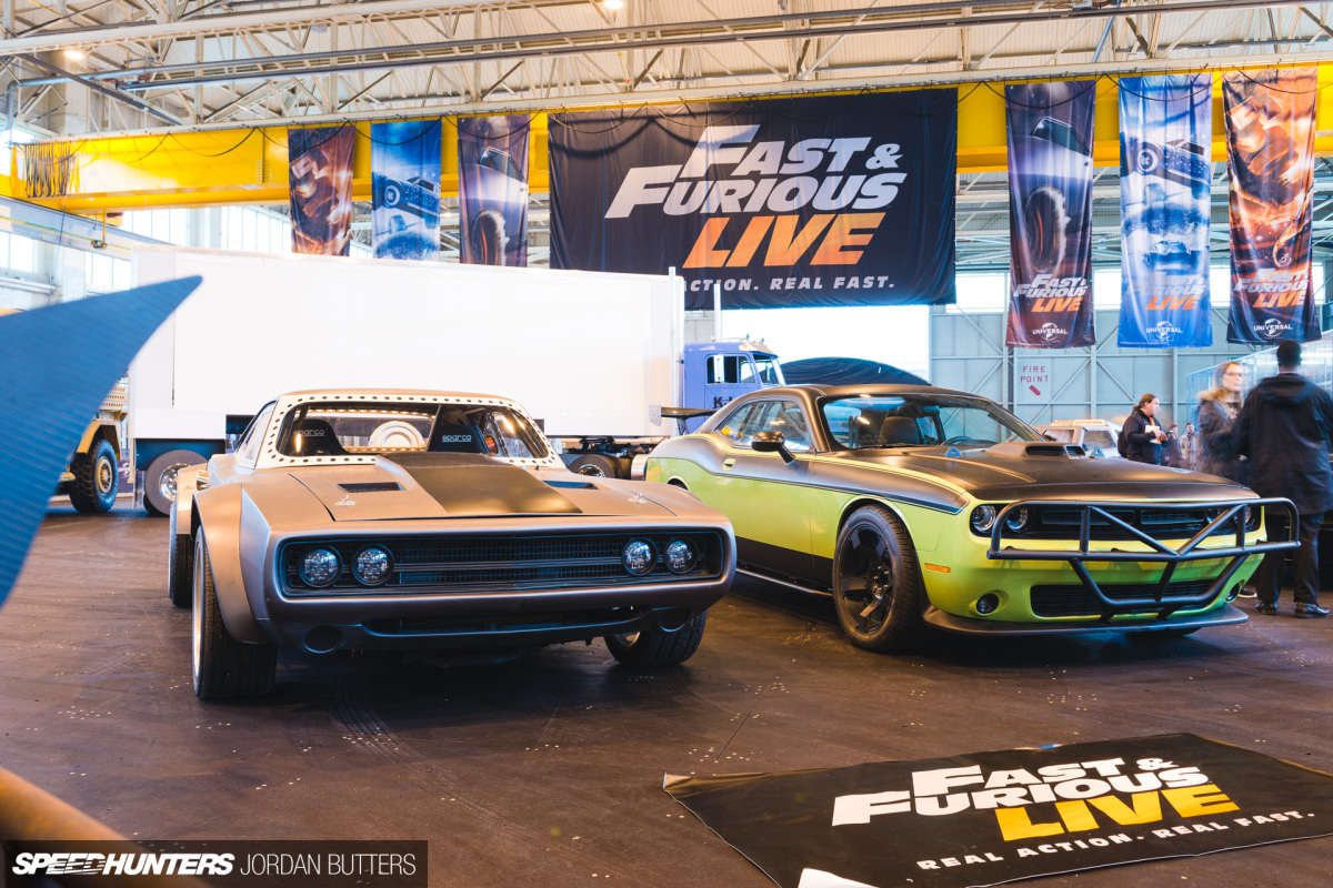 The Making Of Fast Furious Live Speedhunters