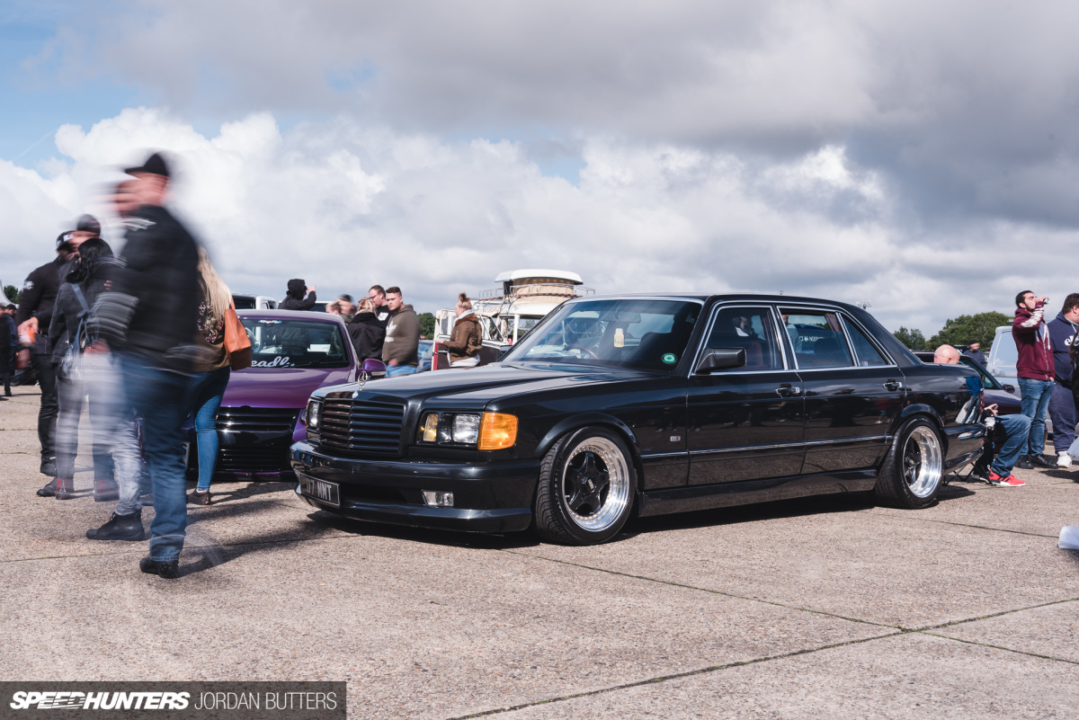 The VIP Benz That Mercedes Never Made