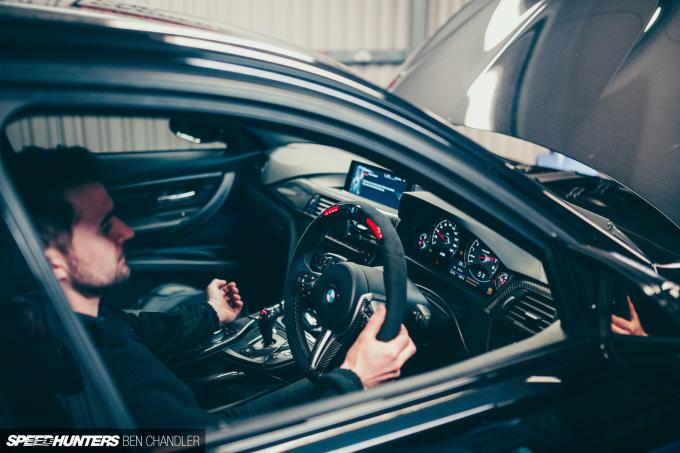 2017 Project F80 BMW M3 Tuning Speedhunters Ben Chandler-6