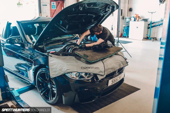 2017 Project F80 BMW M3 Tuning Speedhunters Ben Chandler-10