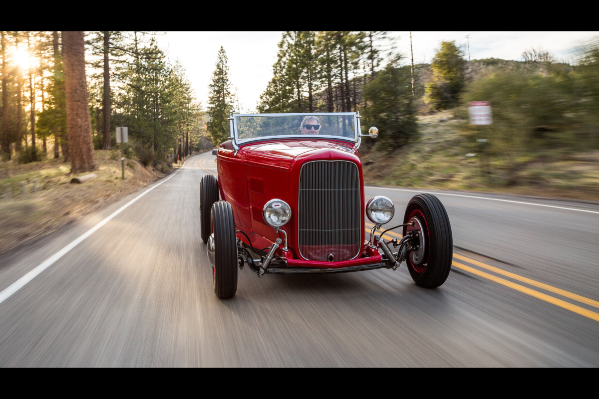 Hot Rod Legend: The McGee RoadsterStory