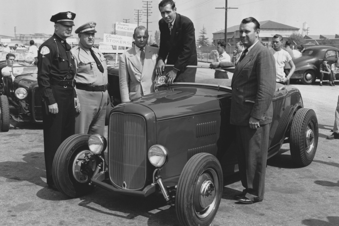 1948 Photograph of McGee Roadster