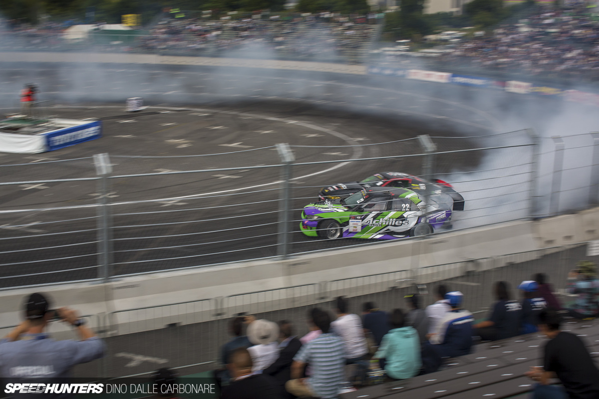The FIA Does Drifting