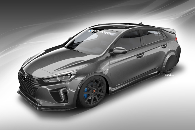"HYUNDAI JOINS FORCES WITH BISIMOTO ENGINEERING TO CREATE ""HYPE"