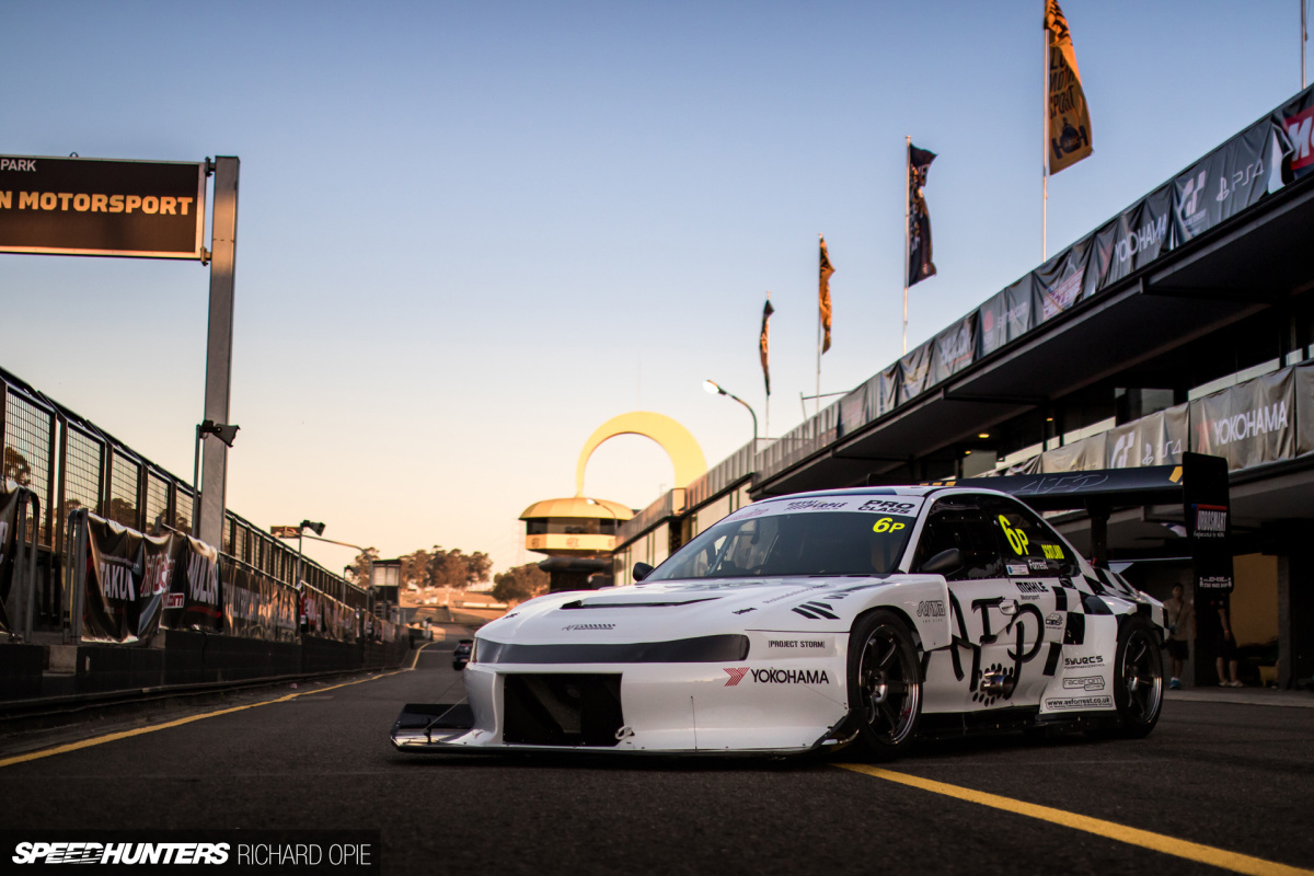 Stormtrooper Evolved: WTAC's Wildest WRX