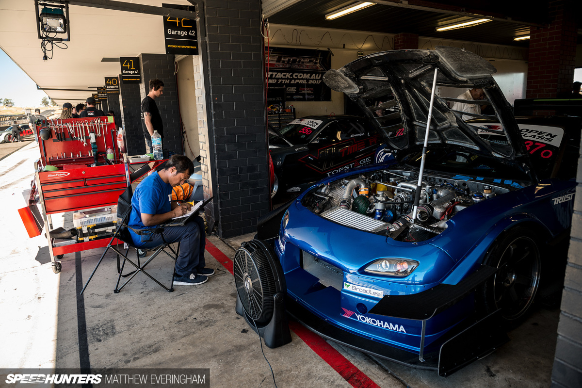 World Time Attack Challenge 2017 IsOn