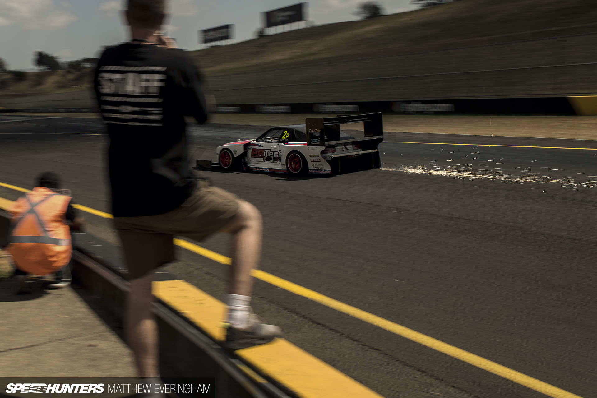 Sparks Fly On Day 1 Of WTAC