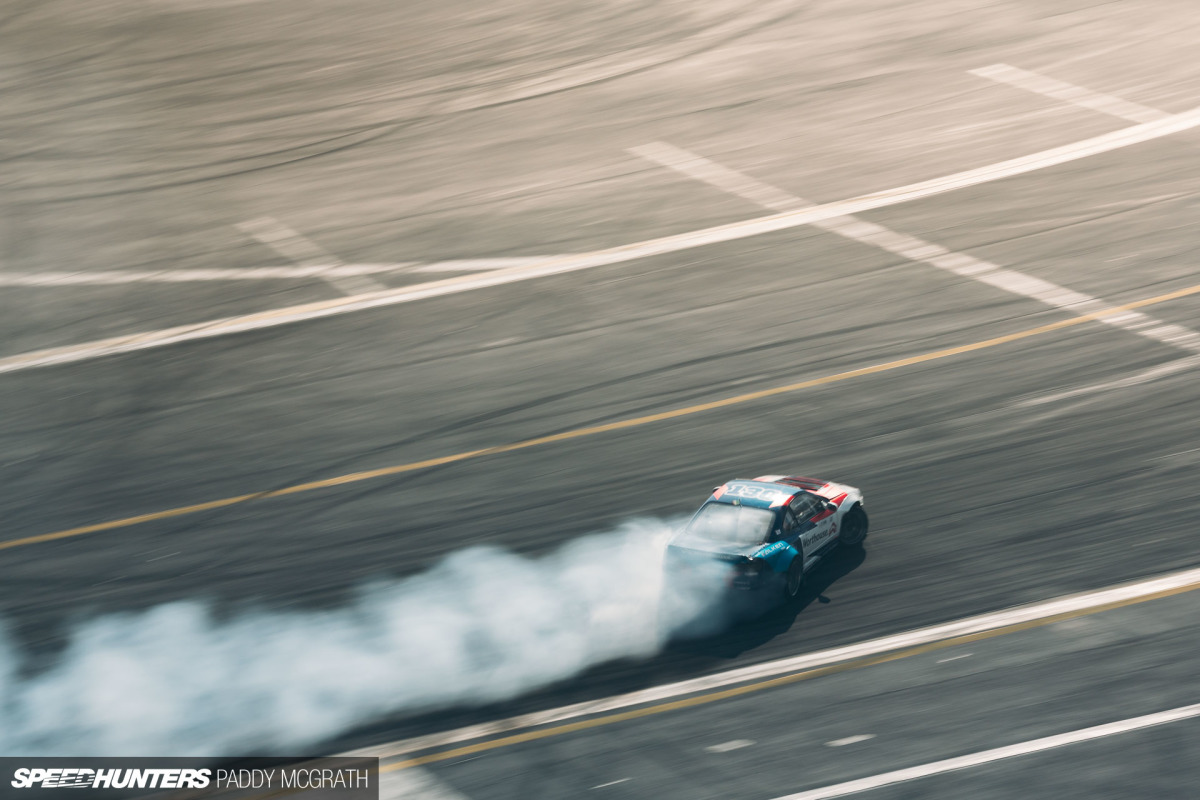 In The Moment: The House Of Drift's Final Act