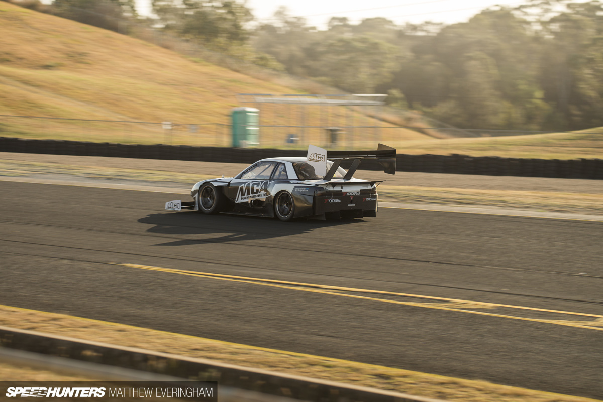 MCA's Hammerhead Retains The WTAC Crown