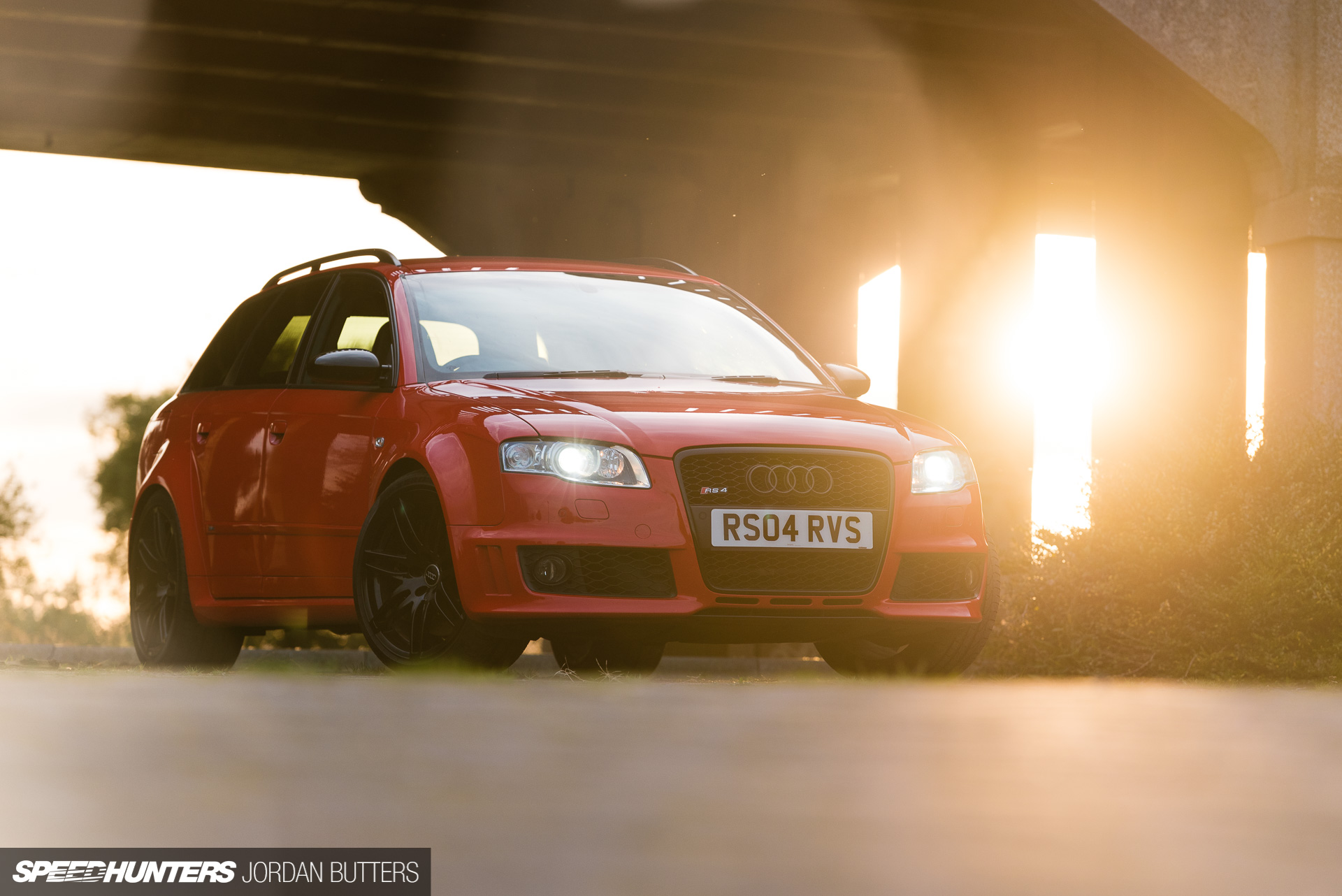 Getting To Grips With Project RS4