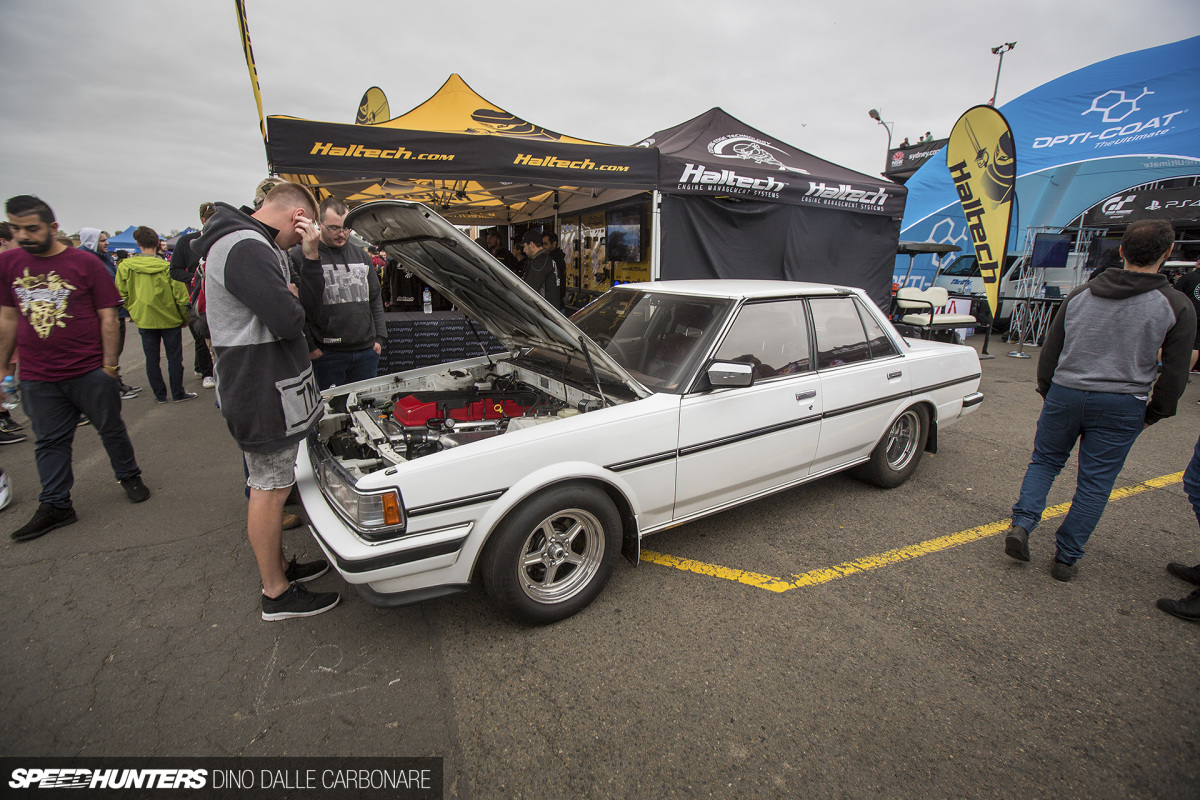 The 2jz Is Dead Welcome To Barra Era Speedhunters Ford Australia Engines Wtac17 Dino Dalle Carbonare 97