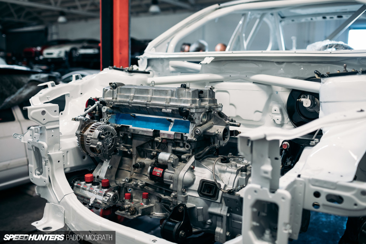 7 Things We Love About CSF's SEMA Evo Build