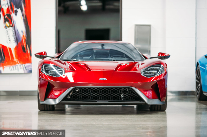 2017 Ford GT Detroit Speedhunters by Paddy McGrath-40