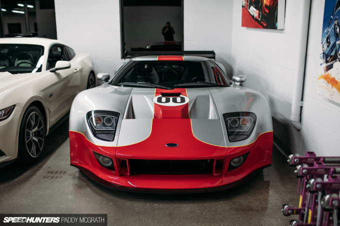 2017 Ford GT Detroit Speedhunters by Paddy McGrath-67