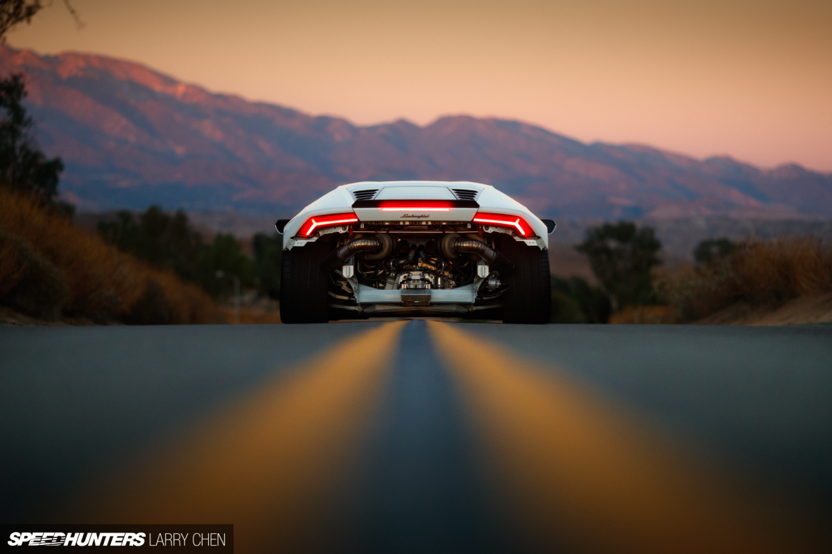 A 1,000+hp Huracán: First To SEMA Wins