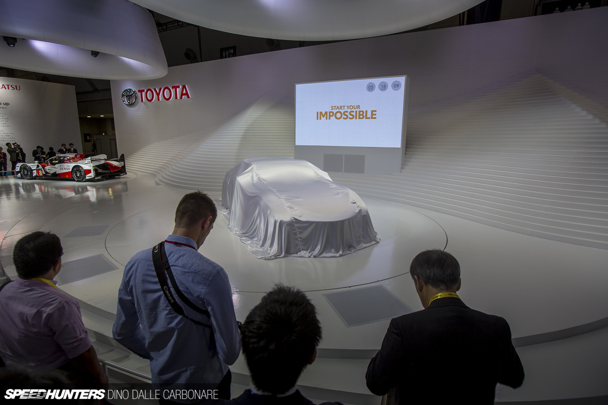 The Great Tokyo Motor Show Let Down
