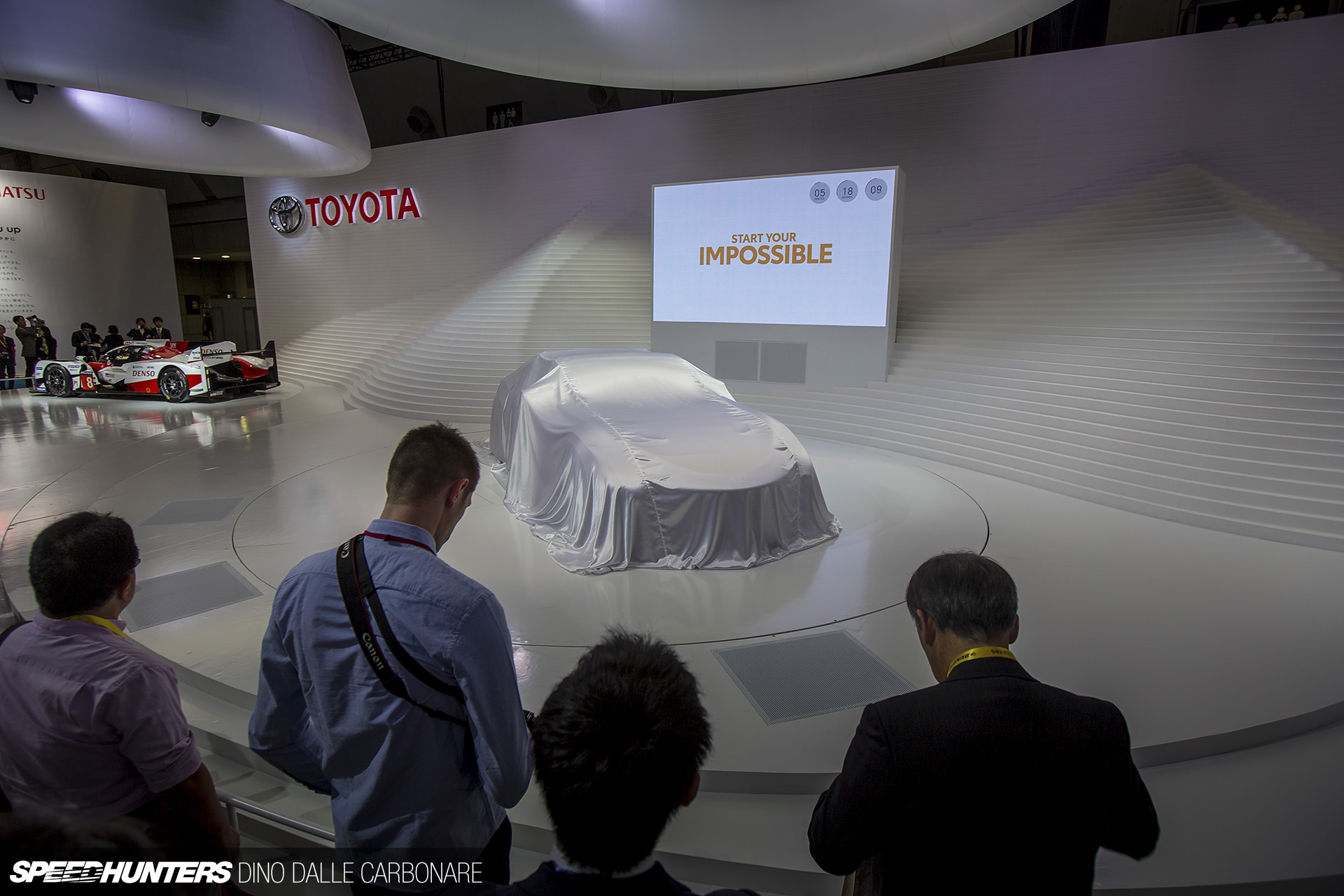 The Great Tokyo Motor Show LetDown
