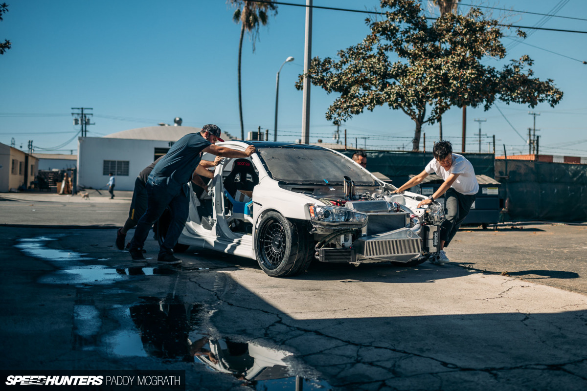 The Last Friday Before SEMA…