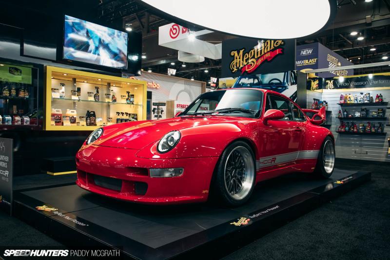 2017 SEMA Porsche 911 400R Gunterwerks Speedhunters by PaddyMcGrath-1