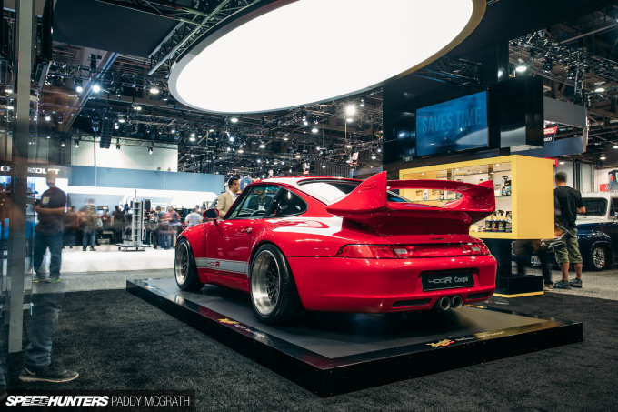 2017 SEMA Porsche 911 400R Gunterwerks Speedhunters by Paddy McGrath-2