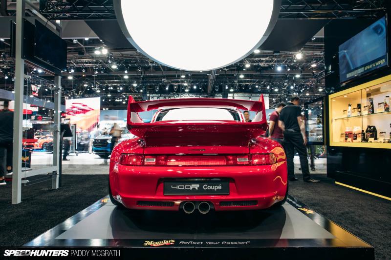 2017 SEMA Porsche 911 400R Gunterwerks Speedhunters by PaddyMcGrath-3
