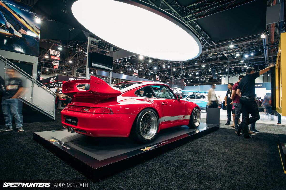 The Über 911: Gunther Werks'400R