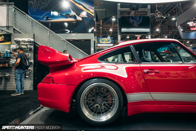 2017 SEMA Porsche 911 400R Gunterwerks Speedhunters by Paddy McGrath-5